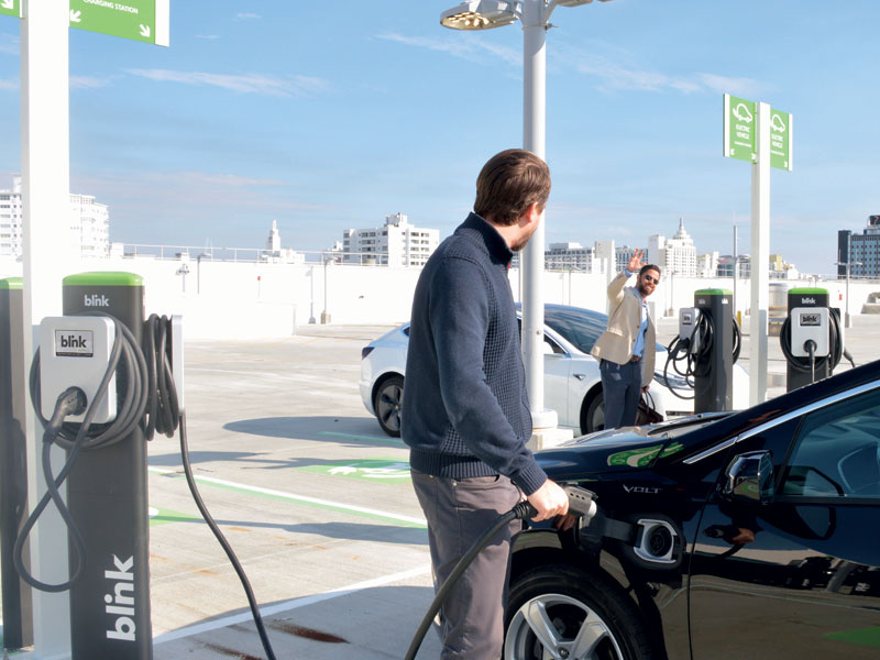 EV Etiquette for Electric Vehicle Owners : Blink Mobility