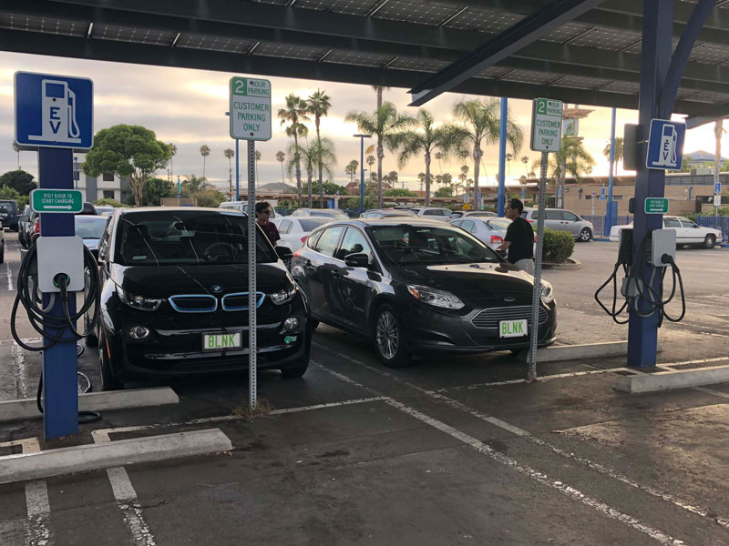 The Growing Popularity of the Electric Vehicle : Blink Mobility