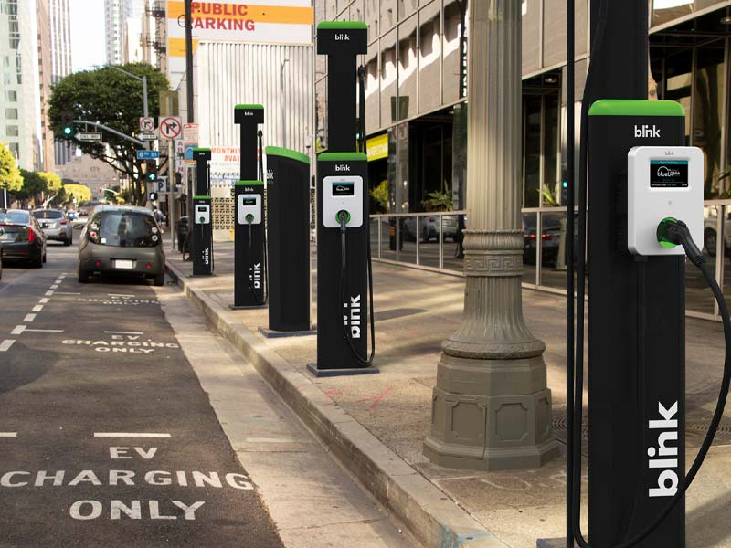 Los Angeles, CA Electric Car Sharing Service : Blink Mobility