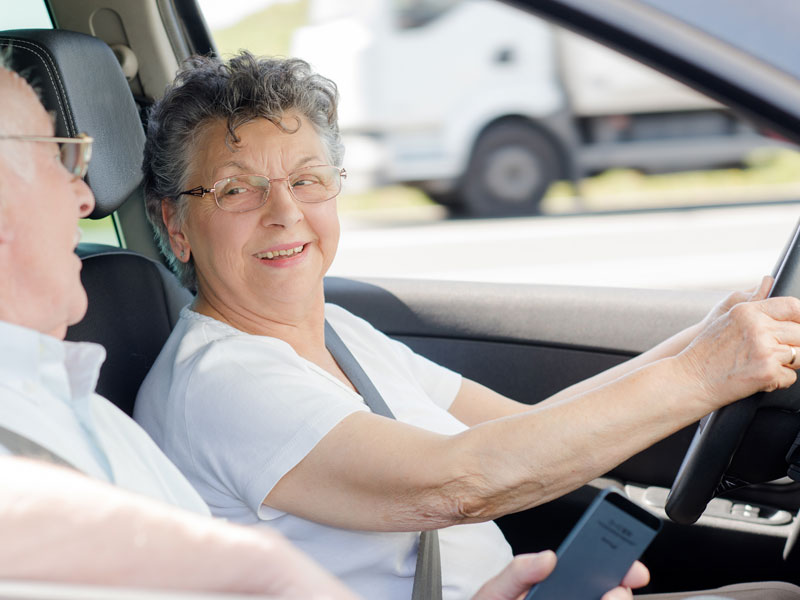 Electric Vehicles Score Points with the Modern Retiree : Blink Mobility