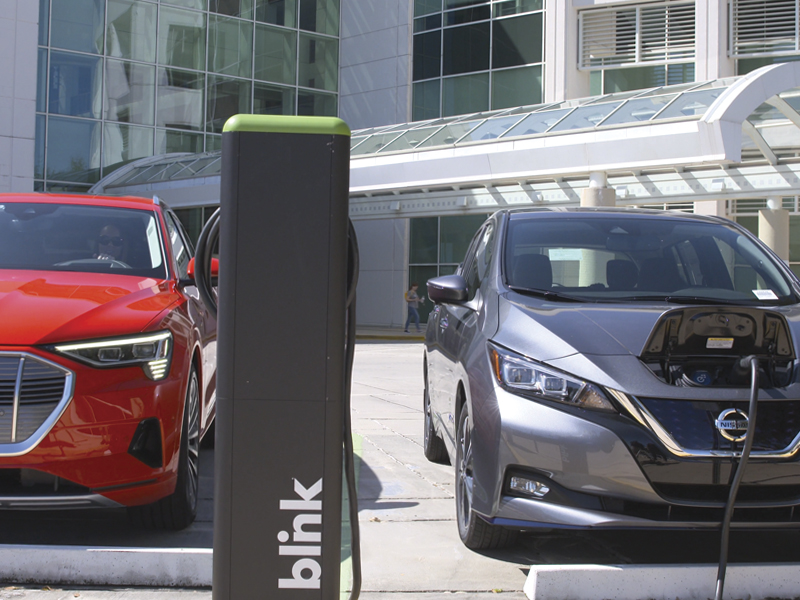 Nearly 20 Million EVs to Hit the Road by 2030 : Blink Mobility