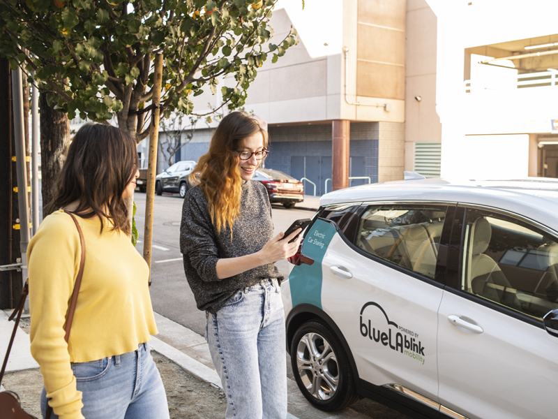The Rideshare Market Emerges with a New, More Sustainable Choice