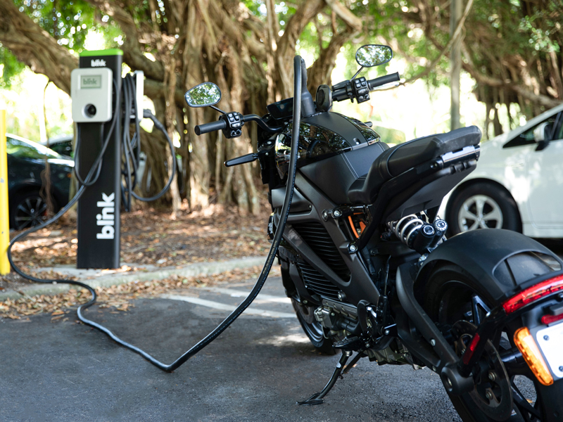 Electric Motorcycles Gain Traction with a New Generation in a Classic Venue